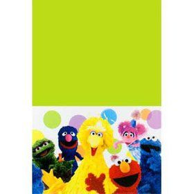 Sesame Street Table Cover (each)