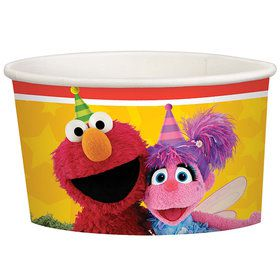 Sesame Street Treat Cups (8 Count)