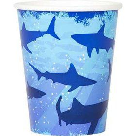 Shark Cups (8-pack)