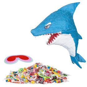 Shark Party Pinata Kit