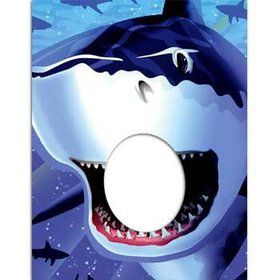 Shark Photo Banner (each)