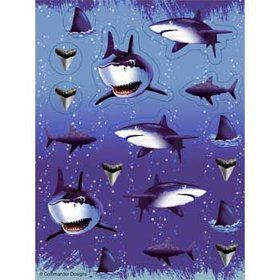 Shark Stickers (4-pack)