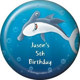 Sharks Personalized Magnet (each)