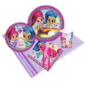 Shimmer And Shine 16 Guest Party Pack
