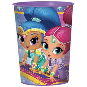 Shimmer and Shine 16oz Plastic Favor Cup (Each)