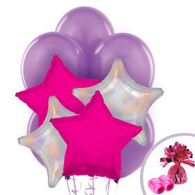 Shimmer and Shine Balloon Bouquet Kit