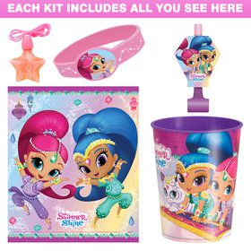Shimmer and Shine Favor Kit (Each)