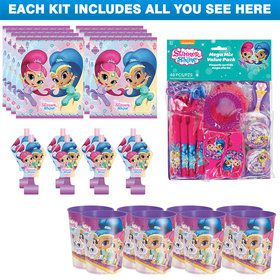 Shimmer and Shine Favor Kit (For 8 Guests)