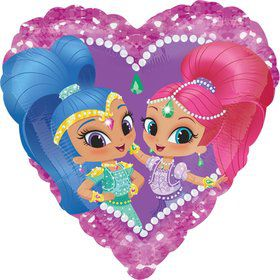 Shimmer and Shine Foil balloon