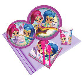 Shimmer and Shine Party Pack (24)