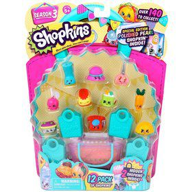 Shopkins 12-pk. Season 3 Figures (Assorted)