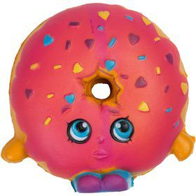 "Shopkins 3"" Figure Squishie Balls (Each) Assorted"