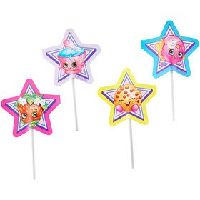 Shopkins Cupcake Toppers (24)
