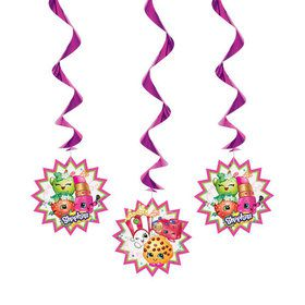 Shopkins Dangling Swirl Cutouts (3)