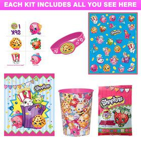 Shopkins Deluxe Favor Kit (Each)