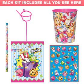 Shopkins Favor Kit (Each)