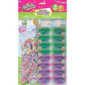 Shopkins Favor Pack (48 Pieces)