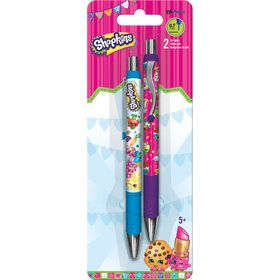 Shopkins Gel Pens (2 Pack)