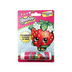 Shopkins Lip Balm Strawberry Kiss