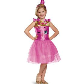 Shopkins Lippy Lips Classic Kids Costume