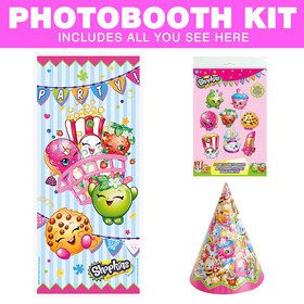Shopkins Photo Booth Kit