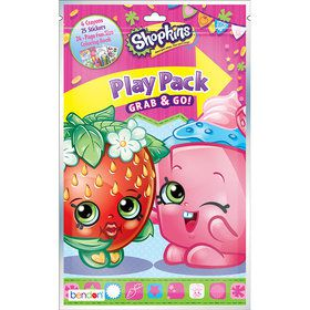Shopkins Play Pack (Each)