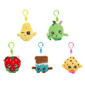 Shopkins Plush Hangers In Blind Bag