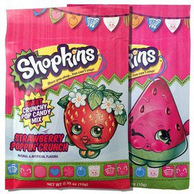 Shopkins Poppin Crunch Candy Pak