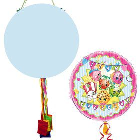 Shopkins Pull String Pinata