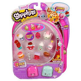 Shopkins Series 5 12 Pack Figures