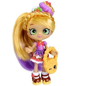 Shopkins Shoppies Pam Cake Doll