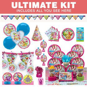 Shopkins Ultimate Kit (Serves 8)