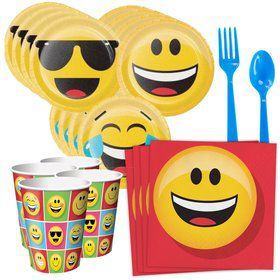 Show Your Emojions Standard Tableware Kit (Serves 8)