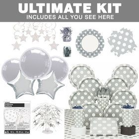 Silver Dots Ultimate Kit