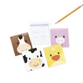 Simple Face Character Notepads (24)