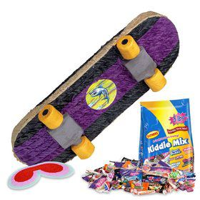 Skateboard Pinata Kit