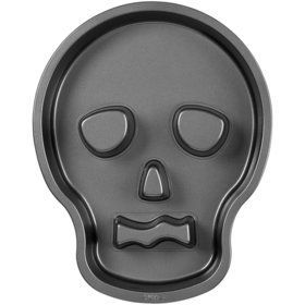 Skull Tube Cake Pan (Each)