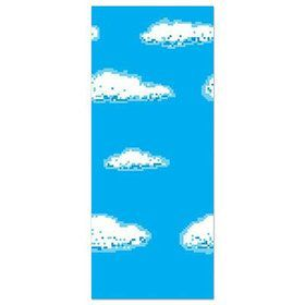 Sky 8-Bit Backdrop Wall Decoration (Each)