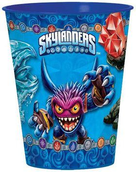 Skylanders 16oz Favor Cup (Each)