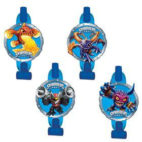 "Skylanders 5"" Blowouts (8 Pack)"