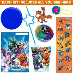 Skylanders Deluxe Favor Kit (Each)