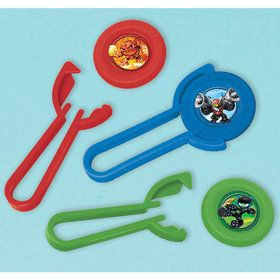 Skylanders Disc Shooter Favors (12 Pack)