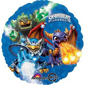 "Skylanders Group 18"" Balloon (Each)"