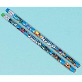 Skylanders Pencil Favors (12 Pack)