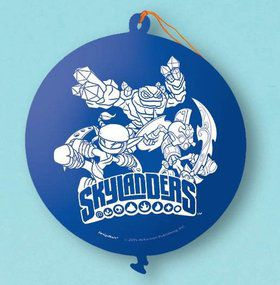 Skylanders Punch Balloon Favor (Each)