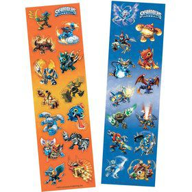 Skylanders Sticker Favors (8 Pack)