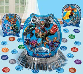 Skylanders Table Decorating Kit (Each)