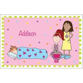 Sleepover Personalized Placemat (each)