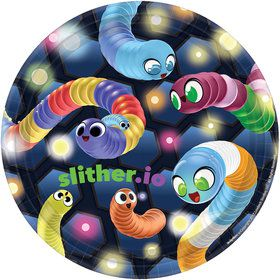 """Slither.io 7"""" Plate (8)"""
