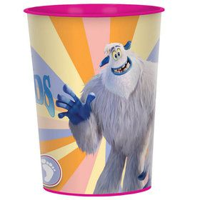 Small Foot Plastic 16oz Favor Cup (1)